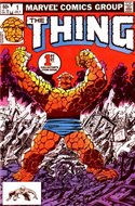 The Thing (1983-1986) (Comic Book) #1