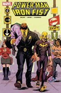 Power Man and Iron Fist Vol. 3 (2016) (Comic Book) #2
