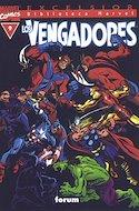 Biblioteca Marvel: Los Vengadores (1999-2001) (Rústica 160 pp) #9