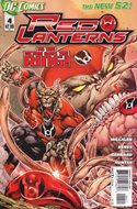 Red Lanterns (2011 - 2015) New 52 #4