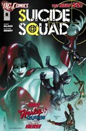 Suicide Squad Vol. 4. New 52 (2011-2014) Digital #6