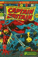 Captain Britain Vol. 1 (1976-1977) (Grapa) #4