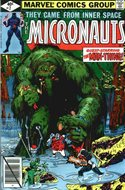 The Micronauts Vol.1 (1979-1984) (Comic Book 32 pp) #7