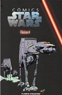 Star Wars comics. Coleccionable (Cartoné 192 pp) #4