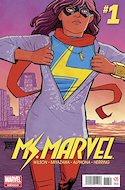 Ms. Marvel (2016-2017) (Grapa) #1