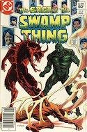 Swamp Thing (1982-1996) (Comic Book) #4