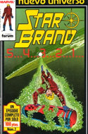 Star Brand (1988-1989) (Grapa. 17x26. 24 páginas. Color.) #2