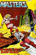 Masters of the Universe (Comic Book) #8