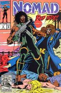 Nomad (1992-1994) (Comic Book) #9