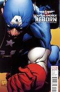 Captain America: Reborn (Variant Covers) (Comic Book) #1.5