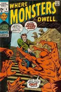 Where Monsters Dwell Vol.1 (1970-1975) (Grapa, 32 págs.) #8
