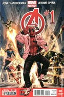 Avengers Vol. 5 (2013-2015 Variant Covers) (Comic Book) #1.3