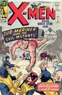 The Uncanny X-Men (1963-2011) (Comic-Book) #6
