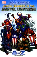 All-New Official Handbook of the Marvel Universe A to Z (Hardcover) #8