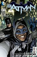 Batman (2012-2017 Portada Variante) (Grapa) #34