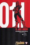 El Juez Dredd: Los Archivos Completos #1