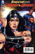 Sensation Comics Featuring Wonder Woman (2014-2016) (Comic-Book) #5