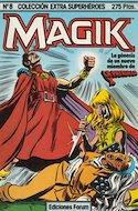 Colección Extra Superhéroes (1983-1985) (Rústica) #8