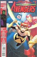 Marvel Universe: Avengers Earth's Mightiest Heroes (Comic Book) #7