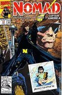 Nomad (1992-1994) (Comic Book) #1