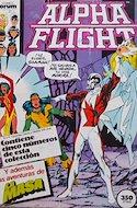 Alpha Flight (Vol. 1) (Retapado Rústica) #2