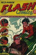 Flash Vol. 1 (1959-1985) (Comic Book 32 pp) #3