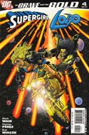 The Brave and the Bold (2007-2010) (Comic Book) #4