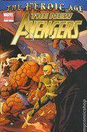 The New Avengers Vol. 2 (2011-2013 Variant Covers) (Comic Book) #2.1