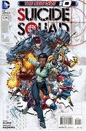 Suicide Squad Vol. 4. New 52 (2011-2014) Comic-Book #0