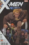 X-Men Blue (Comic Book) #5