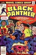 Black Panther (1977-1979) (Comic Book) #1