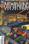 Batman & Robin Adventures (saddle-stitched) #1