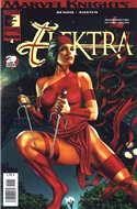 Elektra (2002-2004). Marvel Knights (Grapa 24 pp) #4