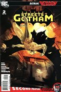 Batman: Streets of Gotham (2009-2011) (Comic Book) #2