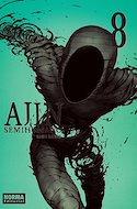 Ajin: Semihumano (Rústica con sobrecubierta) #8