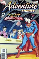 New Comics / New Adventure Comics / Adventure Comics (1935-1983; 2009-2011) (Saddle-Stitched) #0