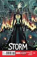 Storm Vol. 3 (2014 - 2015) (Comic Book) #8