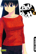 Azumanga Daioh (Rústica con sobrecubierta) #3