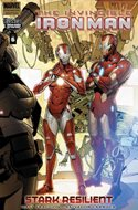 The Invincible Iron Man (Vol. 1 2008-2012) (Hardcover) #6