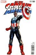 All-New Captain America (Variant Cover) (Comic Book) #1.3