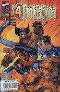 Los 4 Fantásticos Vol. 2 (1997-1998). Heroes Reborn (Grapa 24 pp) #7