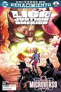 Liga de la Justicia de América. Renacimiento (Rústica / Grapa) #8
