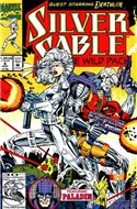 Silver Sable and the Wild Pack (1992-1995; 2017) (Comic-Book) #6