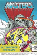Masters of the Universe (Grapas.) #7