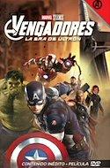 Superhéroes Marvel (Cartoné 64 pp) #8