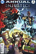Injustice: Gods Among Us: Year Five Annual (Grapa) #