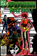 Doom Patrol (1987 2nd Series) (Grapa) #4