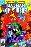 Batman and the Outsiders (1983-1987) (Comic Book) #9