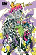 Jem and The Holograms (Comic-book) #2