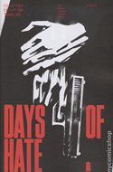 Days of Hate (Comic Book) #8